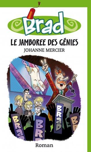 Brad : Le jamboree des génies - Les éditions FouLire