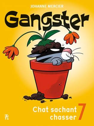 Gangster Chat sachant chasser